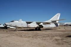 Aircraft graveyard Stock Photo