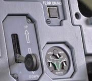Aircraft Instrument Stock Image