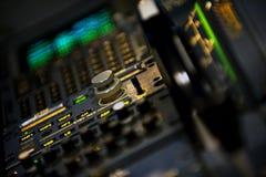 Aircraft instrument Stock Photography