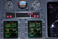 Aircraft instruments Stock Photography