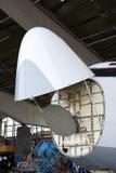Aircraft maintenance Royalty Free Stock Images