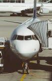 Aircraft maintenance. Royalty Free Stock Photo
