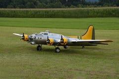 Aircraft - Model Aircraft - low wing aerobatics Royalty Free Stock Photos