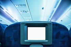 Aircraft monitor Royalty Free Stock Photography