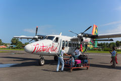 Aircraft of Nature Air Royalty Free Stock Image