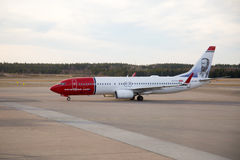 Aircraft from Norwegian Stock Photography