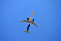 Aircraft Overhead Stock Images
