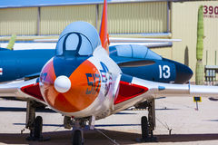 Aircraft in  Pima Air and space Museum Stock Photography