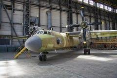 Aircraft production Royalty Free Stock Photos