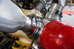 Aircraft propeller Royalty Free Stock Photo