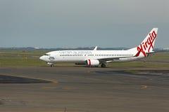 Aircraft of Qantas Stock Photo