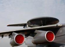 Aircraft radar Royalty Free Stock Image