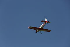 Aircraft in the sky Royalty Free Stock Photos