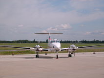 Aircraft Span Royalty Free Stock Images