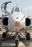 Aircraft Su-25 Royalty Free Stock Images