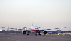 Aircraft transport from China is big business Stock Photo