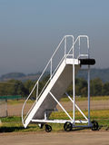 Aircraft trap at the airport Royalty Free Stock Photography