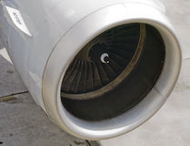 Aircraft Turbine Stock Images