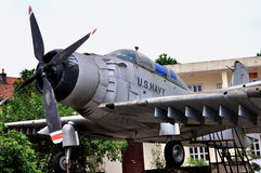 Aircraft in Vietnam Military History Museum Stock Image