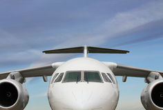 Aircraft A 158 Stock Photography