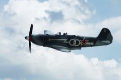 Aircraft Yak 3 Royalty Free Stock Photo