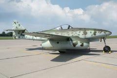 AircraftMe-262 Schwalbe Fotos de Stock