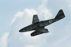 AircraftMe-262 Schwalbe Fotografia de Stock Royalty Free