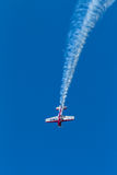 Aircrafts GP Plane Flying Race Acrobatics Royalty Free Stock Photography