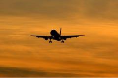 Aire Airbus A320-232 de SU-GBZ Egipto Imagen de archivo libre de regalías