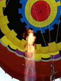 Aire caliente Imagen de archivo