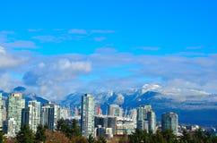 Aire claro en la ciudad fotos de archivo libres de regalías
