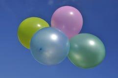 Aire de las bolas Imágenes de archivo libres de regalías