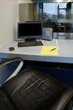 Aire de travail de bureau Image libre de droits