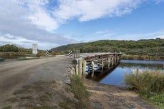 Aire flod, Victoria, Australien royaltyfria bilder