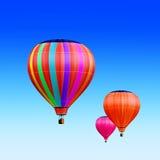 Aire-globos Imagenes de archivo