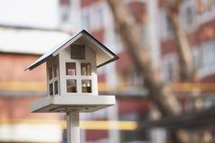 aire libre hecho en casa del gallo fotos de archivo