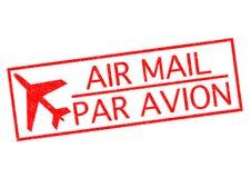 AIRE MAIL/PAR AVION Fotografía de archivo