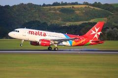 Aire Malta Fotos de archivo