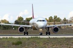 Aire Malta en la librea 2018 de La Valeta del specil Imagen de archivo