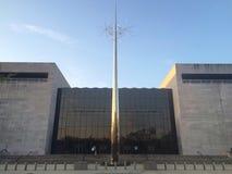 Aire nacional y museo de espacio Imagen de archivo
