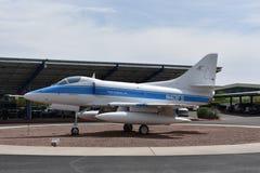 Aire y museo espacial de Pima Fotografía de archivo