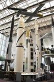 Aire y museo espacial de Smithsonian Imagenes de archivo