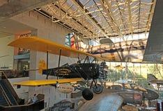 Aire y museo espacial nacionales, Washington, DC imagen de archivo libre de regalías