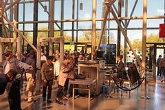 Aire y museo espacial nacionales, Washington, DC fotografía de archivo