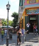 aires Λα buenos boca της Αργεντινής στοκ φωτογραφίες με δικαίωμα ελεύθερης χρήσης
