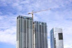 aires ουρανοξύστες buenos Στοκ φωτογραφίες με δικαίωμα ελεύθερης χρήσης