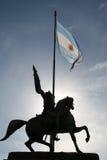 aires buenos της Αργεντινής Στοκ Φωτογραφίες