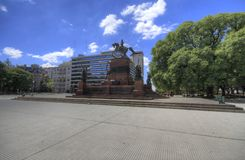 aires buenos της Αργεντινής Στοκ Εικόνες