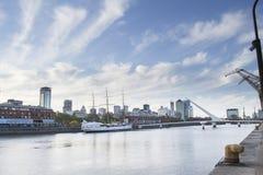 aires buenos της Αργεντινής Στοκ εικόνα με δικαίωμα ελεύθερης χρήσης