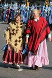 aires buenos de festival folkloreinternacional Royaltyfria Bilder